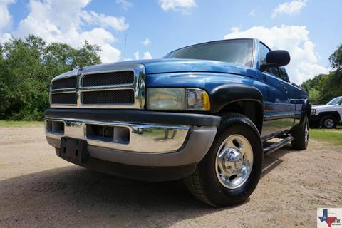 2002 Dodge Ram Pickup 2500 for sale in Dripping Springs, TX