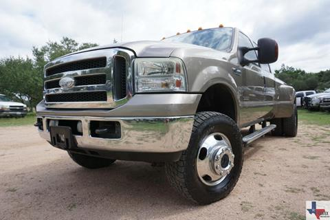 2005 Ford F-350 Super Duty for sale in Dripping Springs, TX