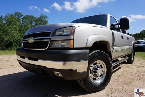 2006 Chevrolet Silverado 2500HD for sale in Dripping Springs, TX