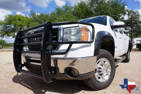 2009 GMC Sierra 2500HD for sale in Dripping Springs, TX