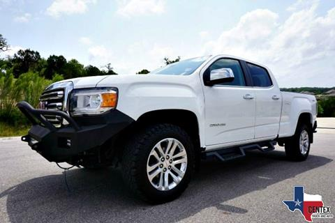 2016 GMC Canyon for sale in Dripping Springs, TX