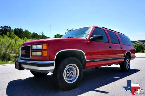 1995 GMC Suburban for sale in Dripping Springs, TX
