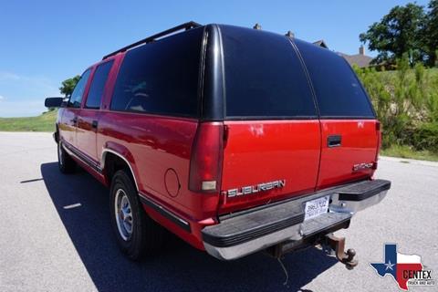 1995 GMC Suburban