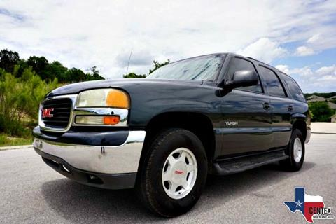 2003 GMC Yukon for sale in Dripping Springs, TX