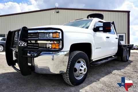 2015 Chevrolet Silverado 3500HD CC for sale in Dripping Springs, TX