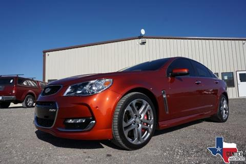 2016 Chevrolet SS for sale in Dripping Springs, TX