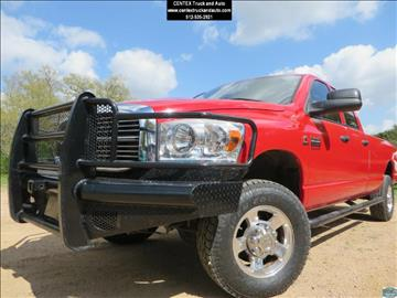 2008 Dodge Ram Pickup 2500 for sale at Centex Truck and Auto in Dripping Springs TX