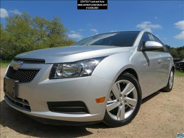 2014 Chevrolet Cruze for sale at Centex Truck and Auto in Dripping Springs TX