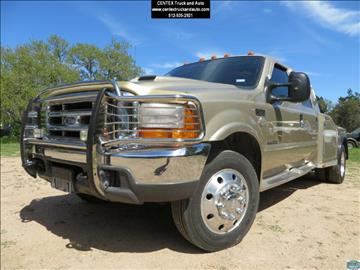 2000 Ford F550 DIESEL for sale at Centex Truck and Auto in Dripping Springs TX