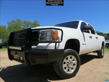 2013 GMC Sierra 2500HD for sale at Centex Truck and Auto in Dripping Springs TX