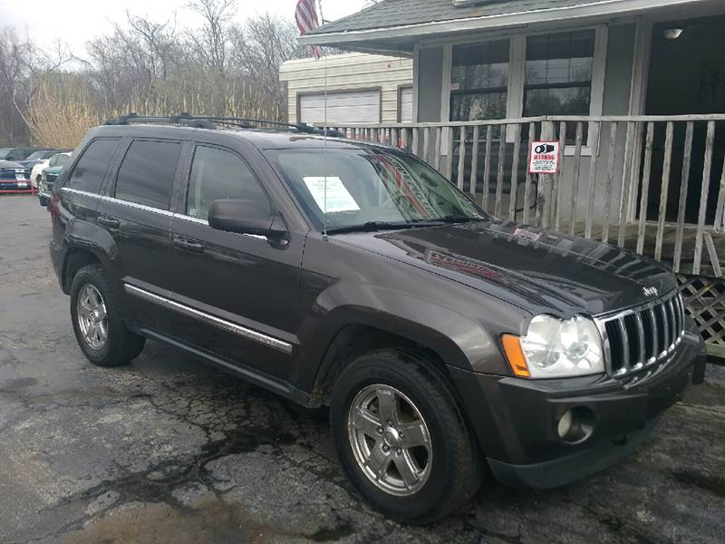 2005 Jeep Grand Cherokee 4dr Limited 4WD SUV In Tulsa OK - EASTSIDE