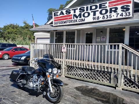 2008 Harley-Davidson Electra Glide for sale in Tulsa, OK
