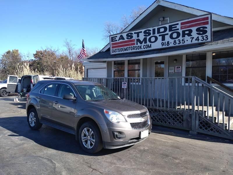 2010 Chevrolet Equinox Ls 4dr Suv In Tulsa Ok Eastside Motors