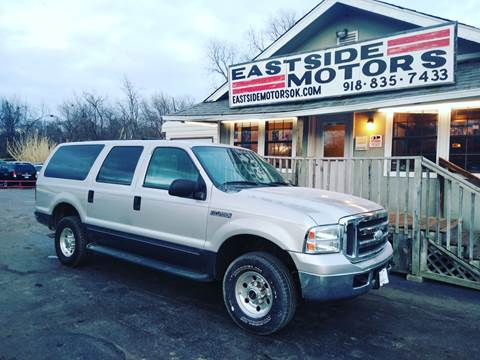 2005 Ford Excursion For Sale In Tulsa Ok