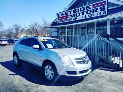 2011 Cadillac SRX for sale in Tulsa, OK