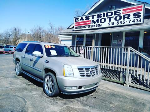 2007 Cadillac Escalade ESV for sale in Tulsa, OK
