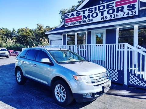 2007 Ford Edge for sale at EASTSIDE MOTORS in Tulsa OK