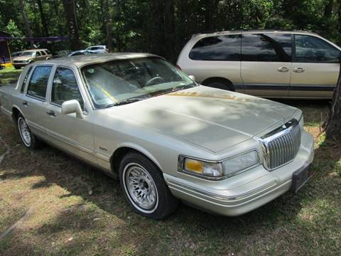1997 Lincoln Town Car for sale in Abita Springs, LA