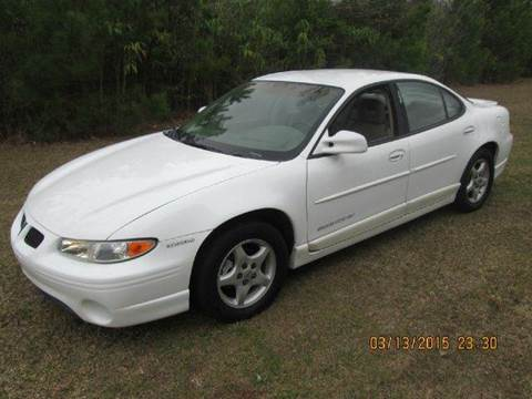 1998 Pontiac Grand Prix for sale in Mandeville, LA