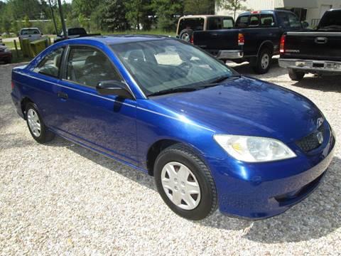 2004 Honda Civic for sale in Abita Springs, LA