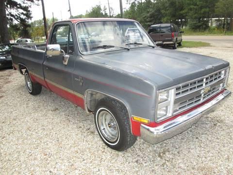 1986 Chevrolet C/K 10 Series for sale in Abita Springs, LA