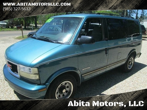 1995 GMC Safari for sale in Abita Springs, LA