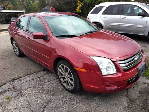2008 Ford Fusion for sale in Ravenna, OH