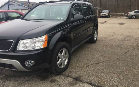 2009 Pontiac Torrent for sale in Ravenna, OH