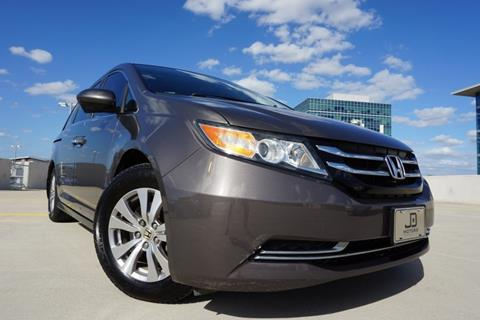 2014 Honda Odyssey for sale in Austin, TX