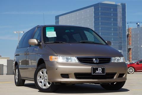 2004 Honda Odyssey for sale in Austin, TX