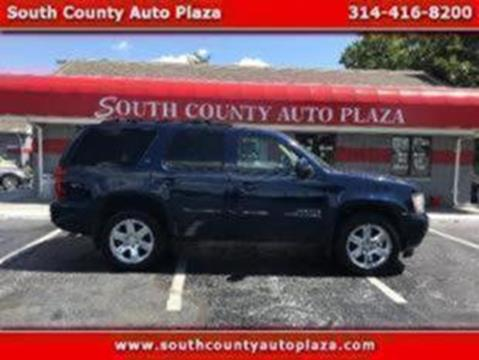 2007 Chevrolet Tahoe for sale in Saint Louis MO