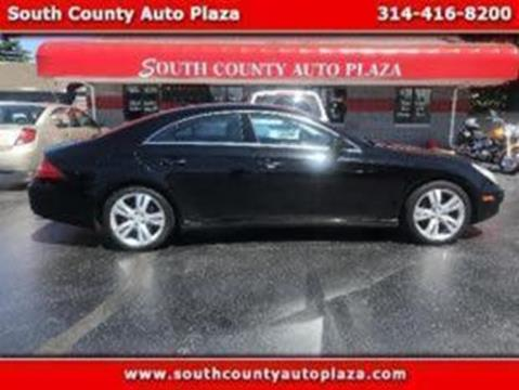 2010 Mercedes-Benz CLS for sale in Saint Louis MO