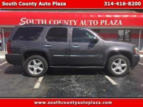 2011 Chevrolet Tahoe for sale in Saint Louis MO