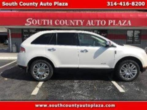 2010 Lincoln MKX for sale in Saint Louis MO