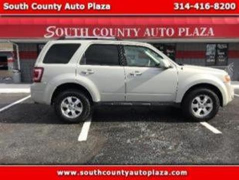 2009 Ford Escape for sale in Saint Louis MO