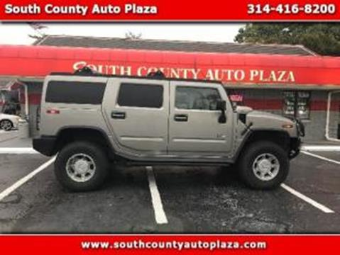 2003 HUMMER H2 for sale in Saint Louis, MO