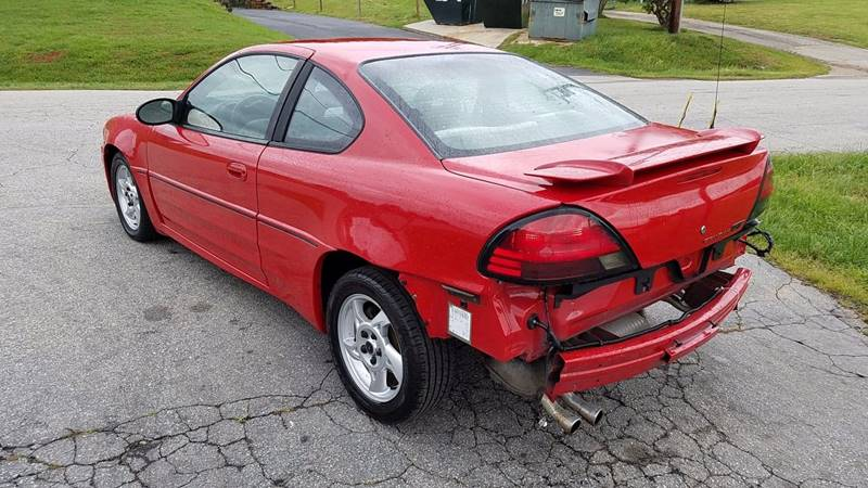 2005 Pontiac Grand Am GT 2dr Coupe - Greer SC