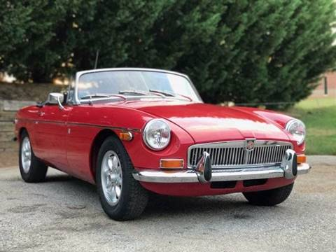 1971 MG MGB for sale in Greer, SC