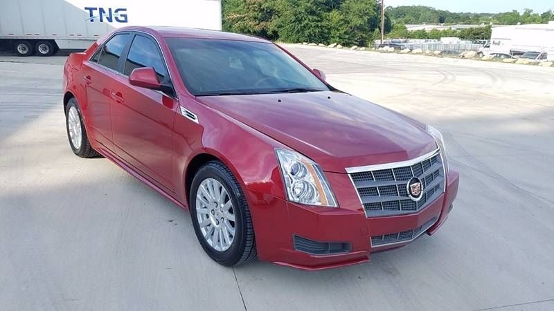 2010 Cadillac CTS 3.0L V6 Luxury 3.0L4dr Sedan - Greer SC