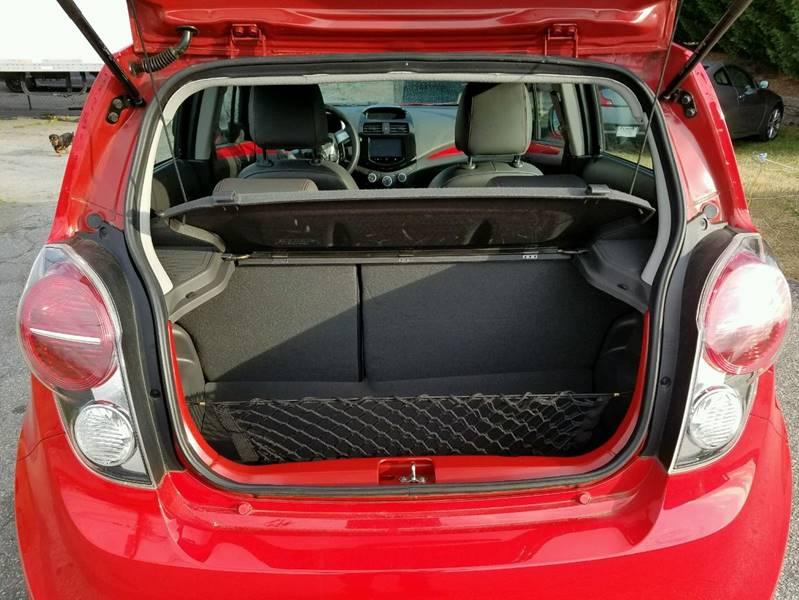 2015 Chevrolet Spark 2LT CVT 4dr Hatchback - Greer SC