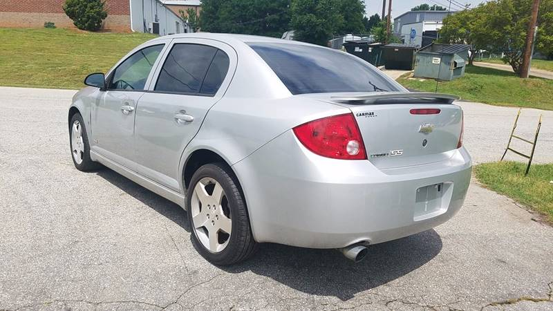 2006 Chevrolet Cobalt SS 4dr Sedan w/ Front and Rear Head Airbags - Greer SC