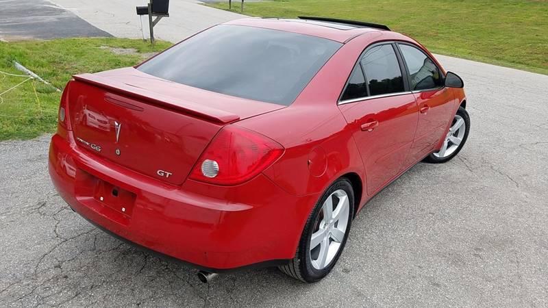 2007 Pontiac G6 GT 4dr Sedan - Greer SC