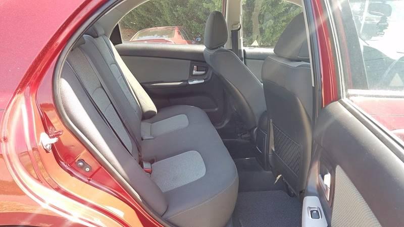 2008 Kia Spectra EX 4dr Sedan (2L I4 4A) - Greer SC