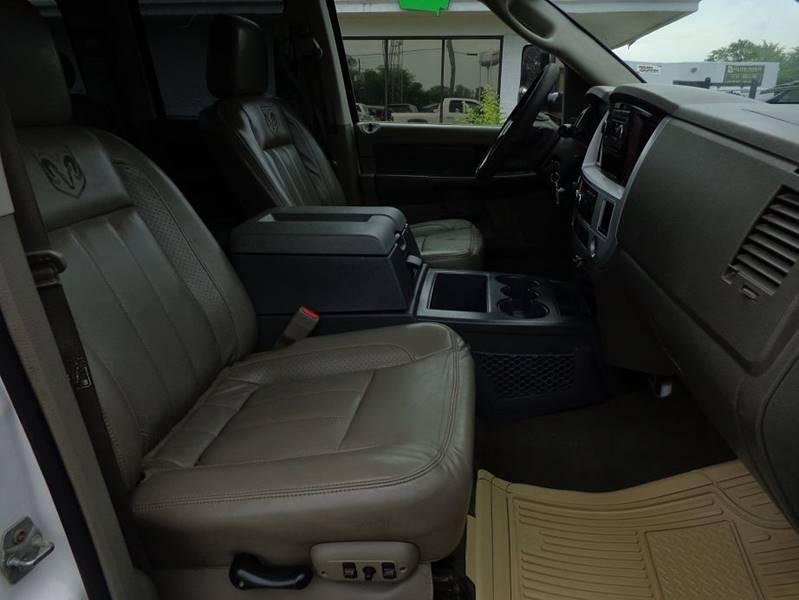 2008 Dodge Ram Pickup 2500 Laramie 4dr Quad Cab 4WD SB - Jackson GA