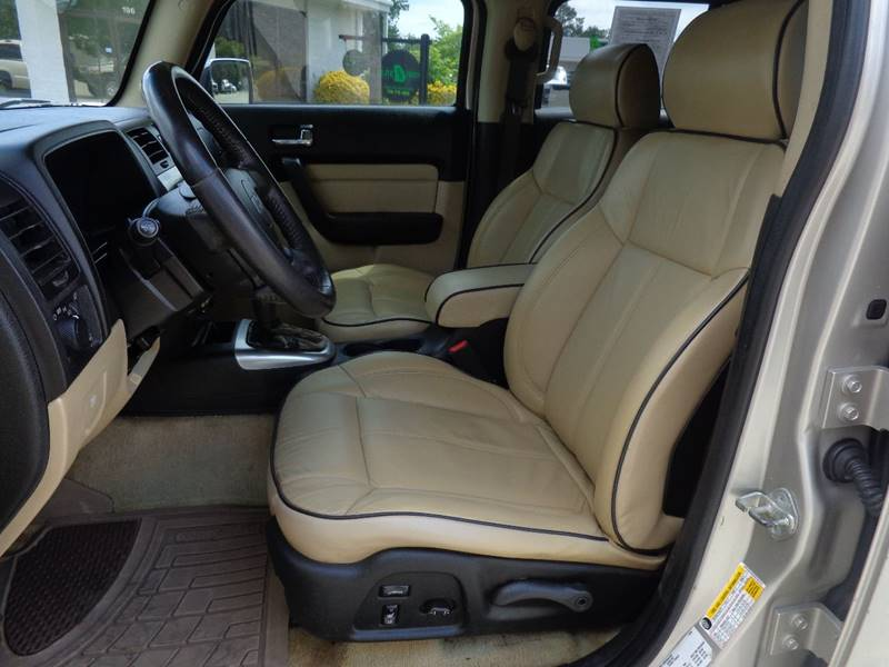 2007 HUMMER H3 Luxury 4dr SUV 4WD - Jackson GA