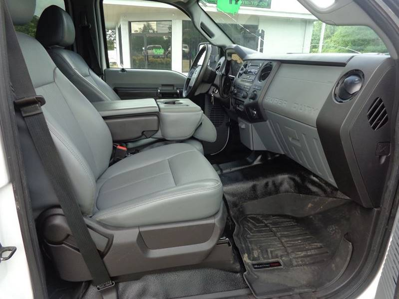 2015 Ford F-350 Super Duty 4x4 XL 4dr Crew Cab 176 in. WB DRW Chassis - Jackson GA