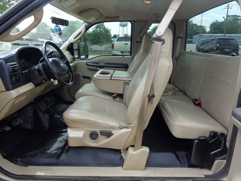 2007 Ford F-250 Super Duty XL 4dr SuperCab 4WD SB - Jackson GA