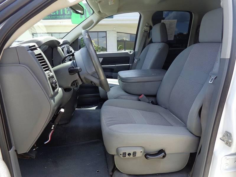 2008 Dodge Ram Pickup 2500 SLT 4dr Quad Cab 4WD SB - Jackson GA