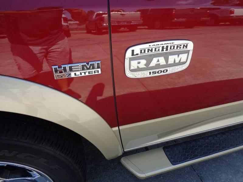 2011 RAM Ram Pickup 1500 4x2 Laramie Longhorn 4dr Crew Cab 5.5 ft. SB Pickup - Jackson GA
