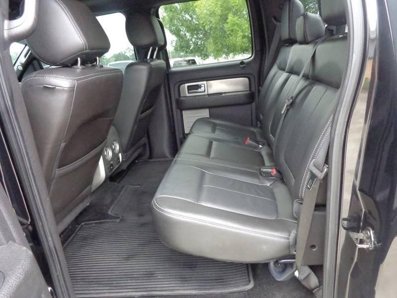 2013 Ford F-150 4x4 FX4 4dr SuperCrew Styleside 5.5 ft. SB - Jackson GA